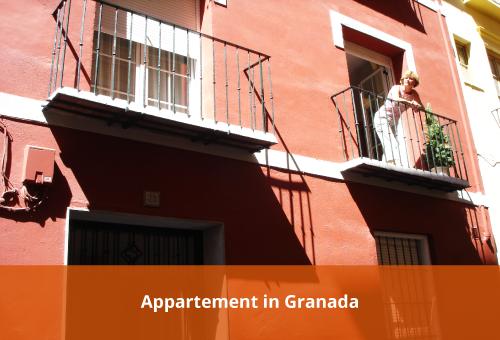 Appartement Granada - La Alcandora